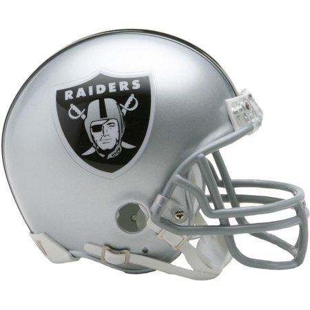 Riddell Oakland Raiders VSR4 Mini Football Helmet