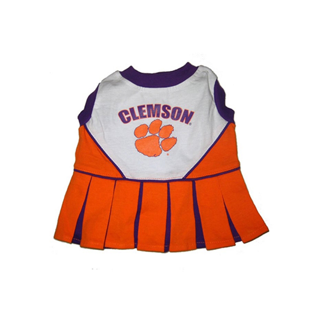 Pets First Clemson Tigers Cheer Leading SM