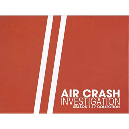 Air Crash Investigation Collection (Seasons 1-17) - 45-DVD Box Set ( Mayday ) ( Air Emergency (Air Disasters) ) [ NON-USA FORMAT, PAL, Reg.0 Import - Australia