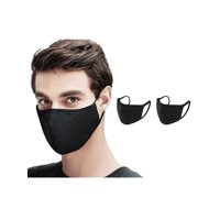 Multi-Pack Reusable Washable Earloop Cotton Fabric 2-Ply Masks