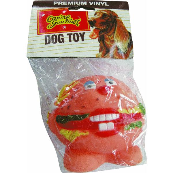 Westminster Pet Ruffin' it Vinyl Dog Toy