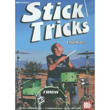 Stick Tricks (DVD) - Hippie Sticks Tricks