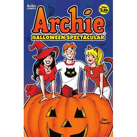 Current Events 2019 Halloween Ideas (Archie Halloween Spectacular (2019) #1 -)