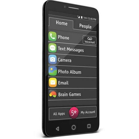 GreatCall Jitterbug Smart Easy-to-Use 5 5