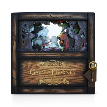 Game of Thrones: S1-8 Limited Edition Collector's Box Set, Complete Series (Blu-ray + Digital Copy) (Resistance 2 Limited Edition)