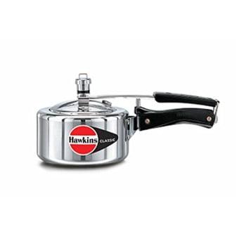 (Hawkins HA15L Classic Aluminum Pressure Cooker, 1.5-Liter)