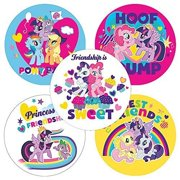 My Little Pony Pals Stickers - Birthday Party Supplies & Favors - 75 per Pack