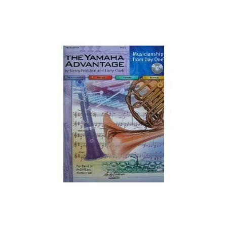 Yamaha Advantage Book 1 - Alto Sax