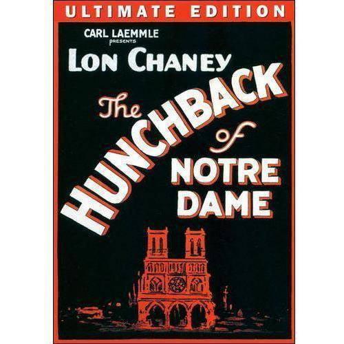 The Hunchback Of Notre Dame (1923) (Ultimate Edition) (Silent) (Full Frame)