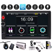 Best Gps Units - GPS Navigation Vehicle 7 inch Bluetooth Capacitive Touch Review