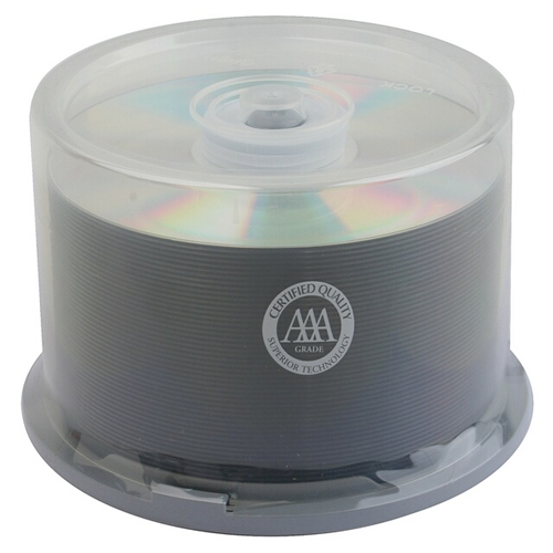 100 Spin-X 16X DVD+R 4.7GB Shiny Silver