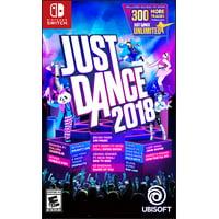 Just Dance 2018, Ubisoft, Nintendo Switch