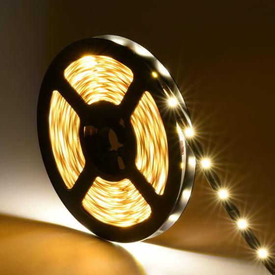 Oak leaf smd2835 4w 3000k 164ft flexible led strip lights 5m led oak leaf smd2835 4w 3000k 164ft flexible led strip lights 5m led light strip for aloadofball Images