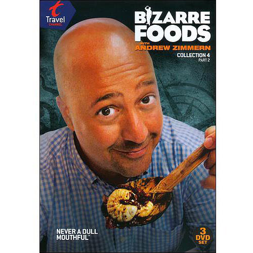 Bizarre Foods: Collection 4, Part 2 by