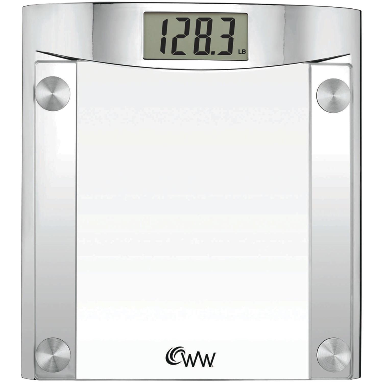 Conair Ww44y Weight Watchers Glass Scale