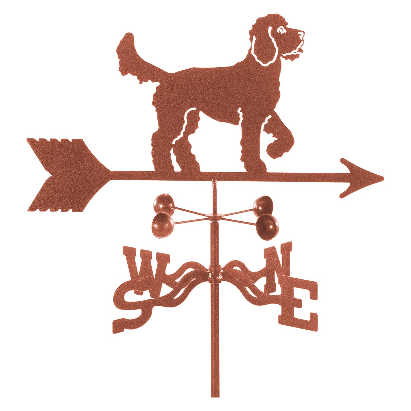 EZ Vane Golden Doodle Weathervane by EZ Vane
