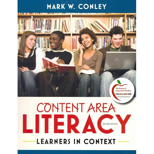 Content Area Literacy by Mark W Conley