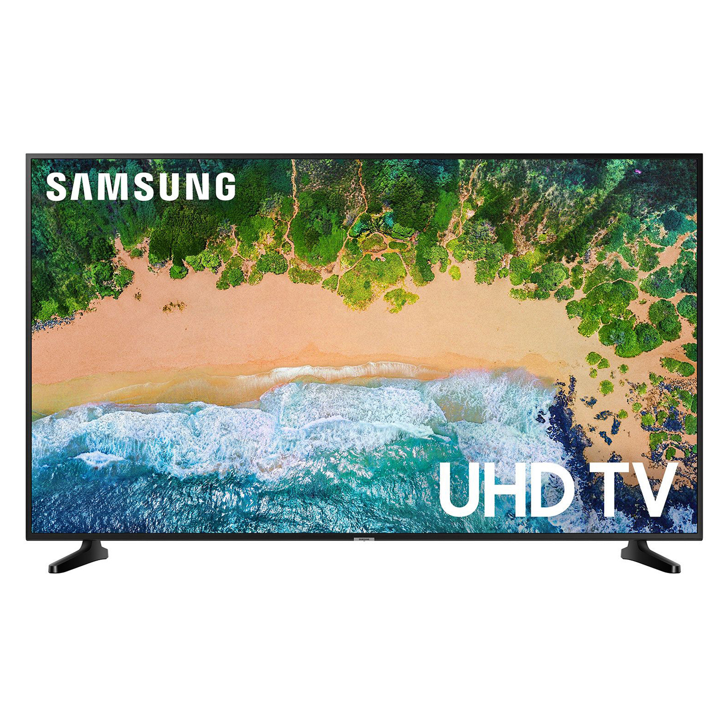 Refurbished Samsung 50 in. 4K Ultra HD Smart LED TV