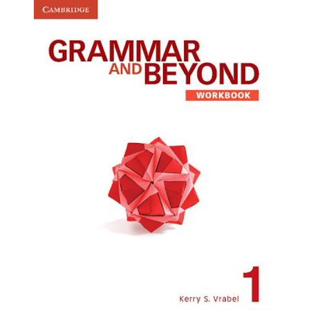 Grammar and Beyond Level 1 Online Workbook - Standalone for Students Via Activation Code Card L2 (Codec Stand)
