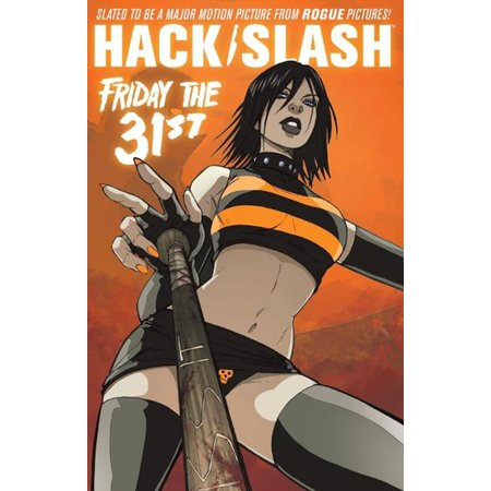 Hack/Slash Vol 3: Friday the 31st - eBook - Friday 31st October Halloween