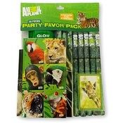 Animal Planet 56 Pieces Party Favor Pack (24 Units - Animal Party Favors