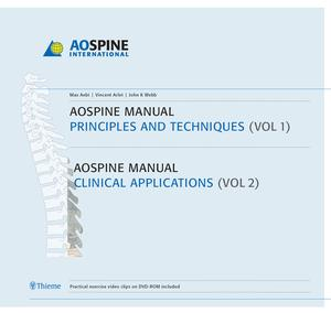 AO Spine Manual, Books and DVD - eBook