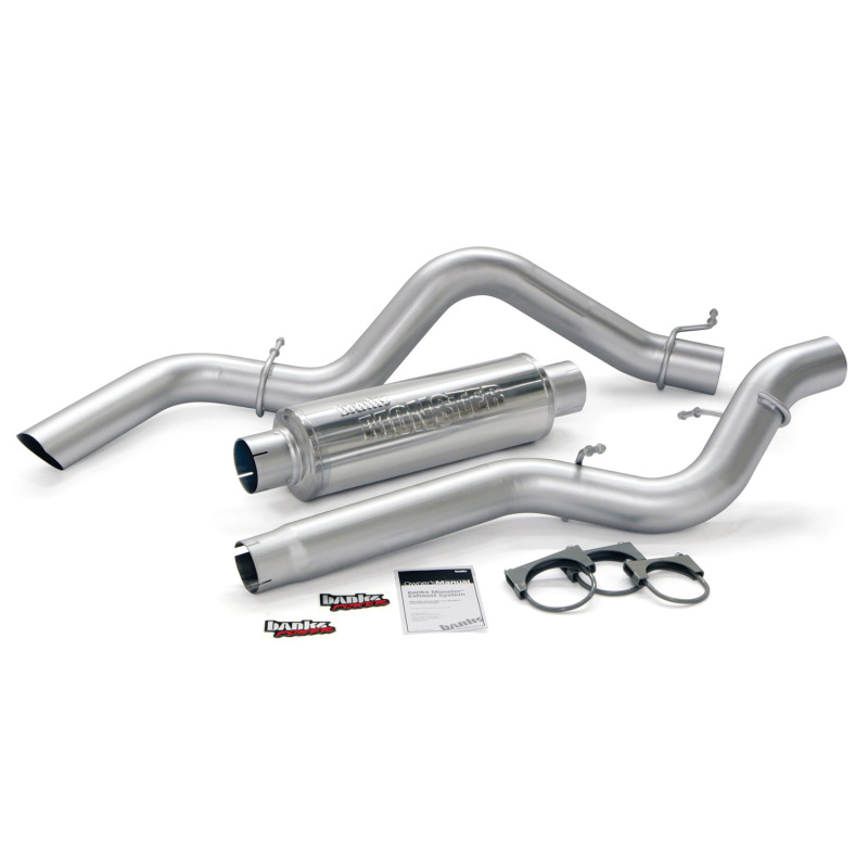 Banks Power 06-07 Chevy 6.6L CCSB Monster Sport Exhaust System