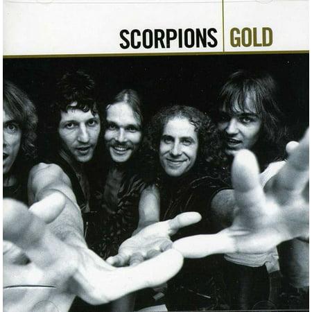 Scorpions - Gold [CD]