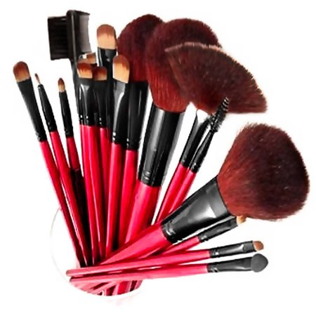Shany Professional Quality Cosmetic Makeup Brush Set With Pouch  13 Count