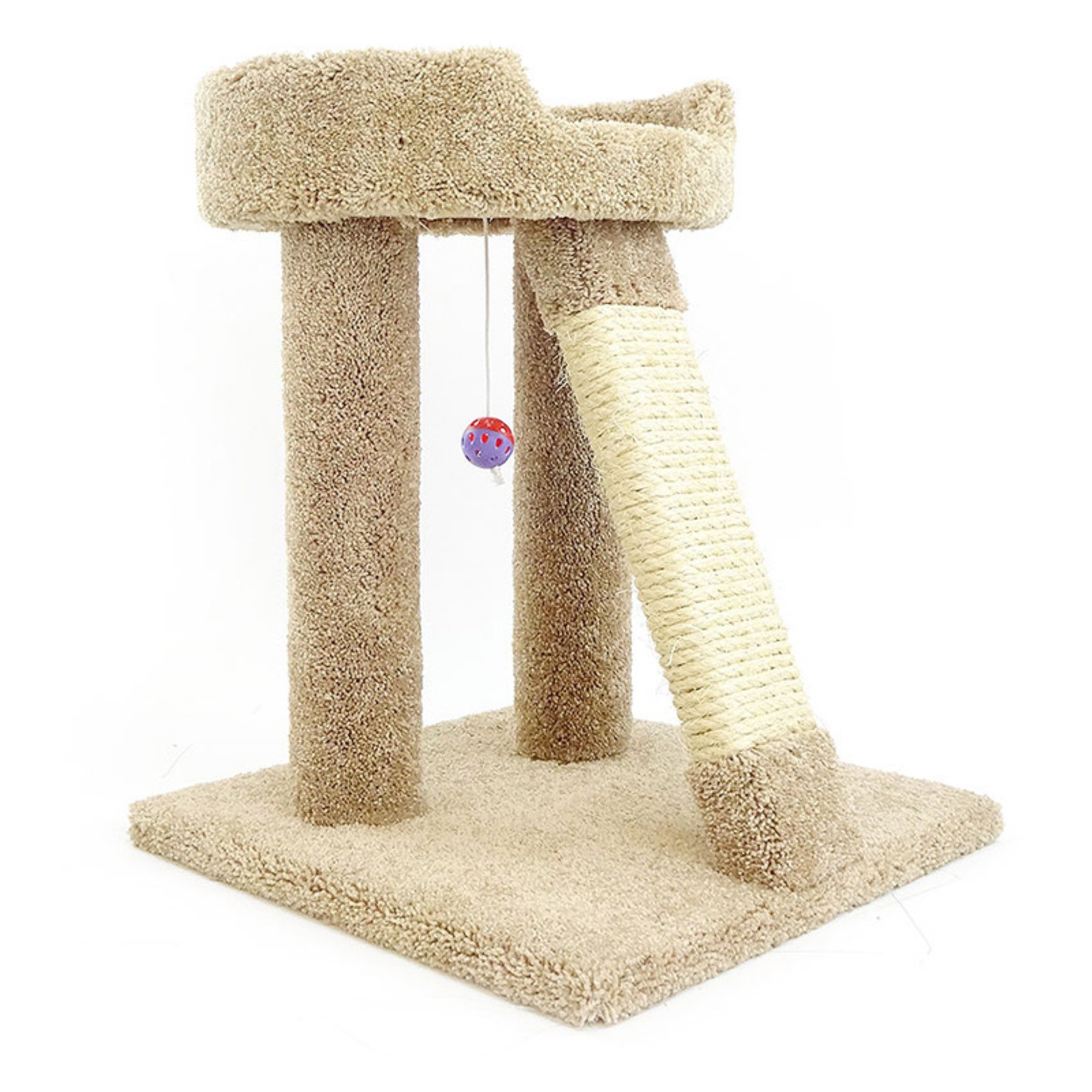 New Cat Condos 24 in. Elevated Cat Bed