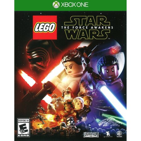 lego star wars the force awakens xbox one. Black Bedroom Furniture Sets. Home Design Ideas