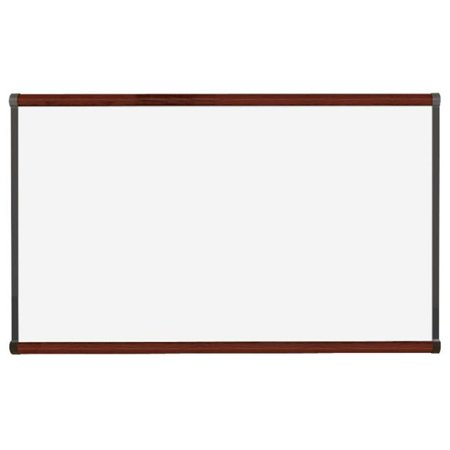 Best Rite 221OG-03-S4 TuF-Rite - Dotted - Markerboard with Origin Trim - Mahogany