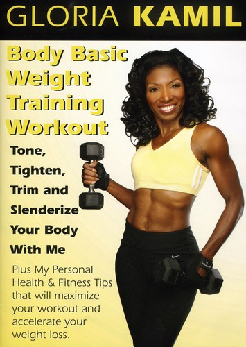 Body Basic Weight Training Workout With Gloria Kamil by BayView