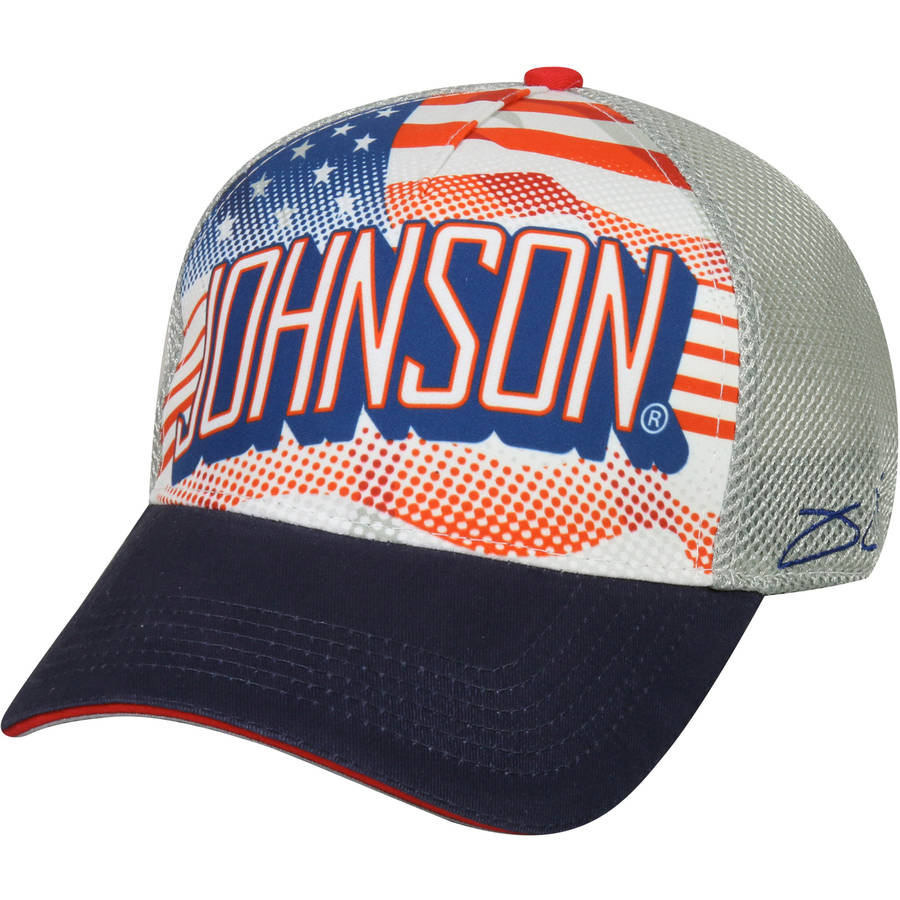 NASCAR Jimmie Johnson #48 Men's  Americana Cap