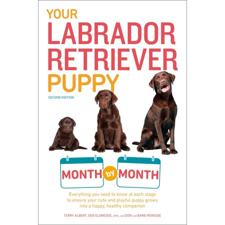 Your Labrador Retriever Puppy Month by Month, 2nd Edition : Everything You Need to Know at Each Stage of
