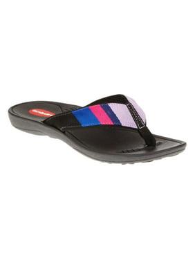 407313f6a19 Product Image Okabashi Indigo Womens Two-Piece Flip Flop Sandal