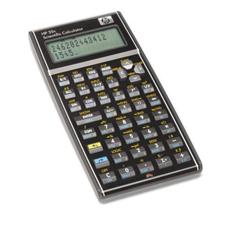 HP - 35S Programmable Scientific Calculator, 14-Digit LCD 35S (DMi