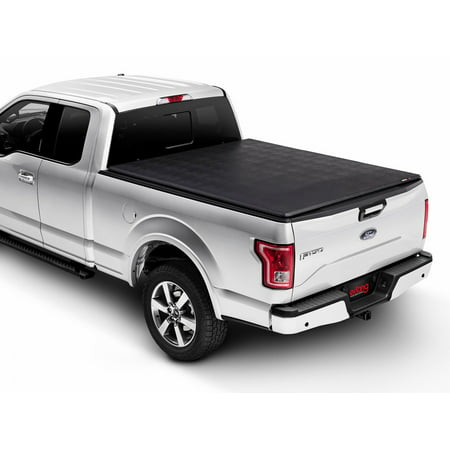 Extang 92485 Tonneau Cover Trifecta (TM) 2.0 Tri-Fold; Non-Lockable; Black; Vinyl - image 1 of 1