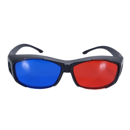 3D Glasses Direct-3D Glasses - Nvidia 3D Vision Ultimate Anaglyph 3D Glasses - Made To Fit Over Prescription
