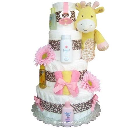 Sweet Cake Safari couche-culotte