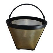 Crucial Think Crucial Zojirushi 4 Cup Gold Tone Coffee Filter