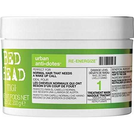 TIGI Bed Head Urban Antidotes Re-Energize Treatment Mask , 7.05