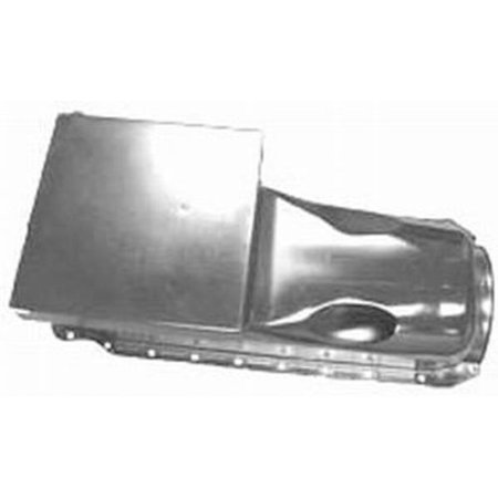 - Racing Power R9728X Zinc Drag Racing Oil Pan (6 qts)