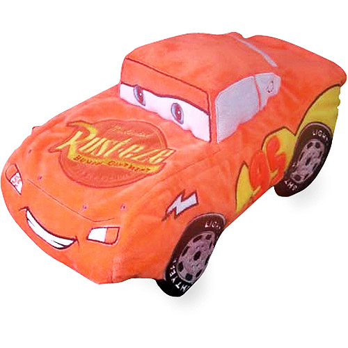 Cars McQueen Pillow Buddy