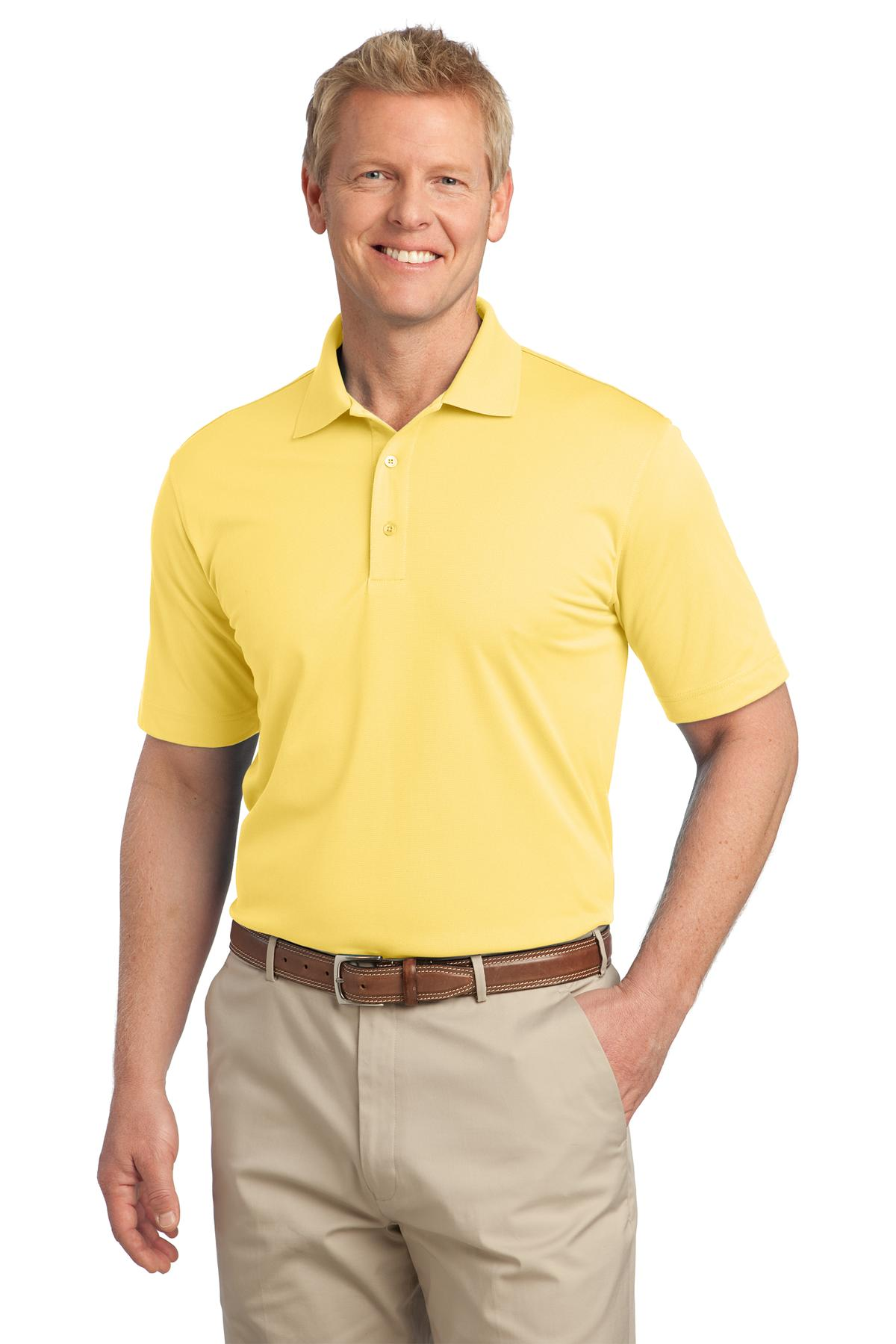 Port Authority Port Authority Mens Big And Tall Pique Polo Shirt