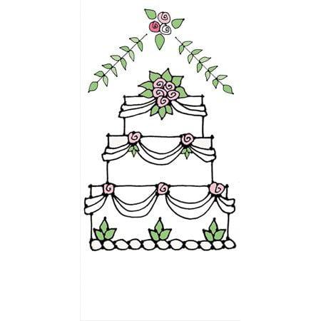 SWK 12/10CT WEDDING CAKE SWK 12/10CT WEDDING CAKE Wedding Cake Swankies