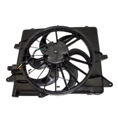 Cooling Fan Motor Assembly Replacement for Ford Mustang DR3Z 8C607 (Ford Mustang Power Window Motor)