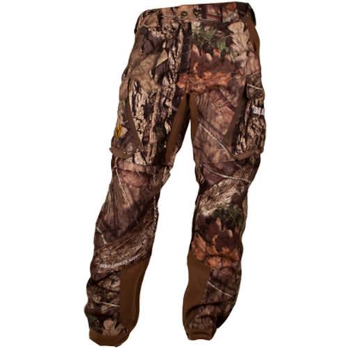 Scent Blocker Dead Quiet Pant Mossy Oak Country W/ Diamond Crotch Gusset for Maximum Mobility- (L)