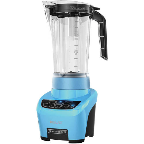BLACK + DECKER XL Blast 72 oz Digital Party Blender, BL4000