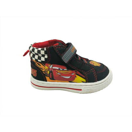 Disney Cars Toddler Boys' Casual Sneaker (Toddler Boy Shoes Dress)